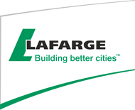 Lafarge - Cement, concrete and aggregates - logo