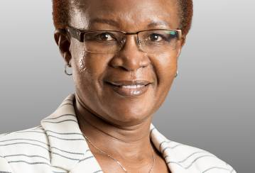 Alice Owuor, OGW MBA, BComm - Independent Non- Executive
