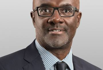 Mbuvi Ngunze, BComm, FCA (England and Wales)