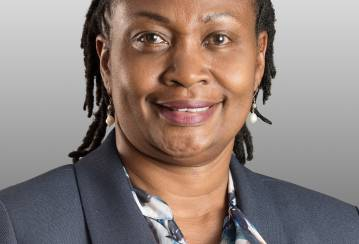 Rita Kavashe, MBA, BEd- Independent Non-Executive